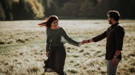 Andra & Alex – Bohemian Couple Session